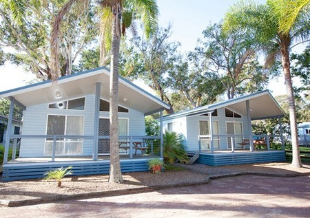 Jimmys Beach Holiday Park - Accommodation Main Beach