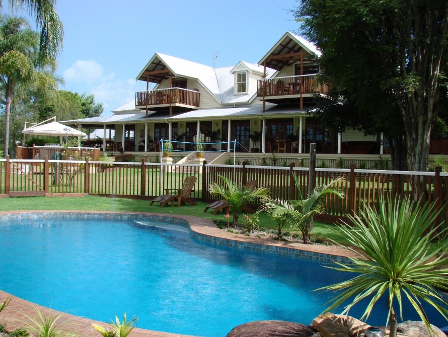Clarence River Bed  Breakfast - Accommodation Main Beach