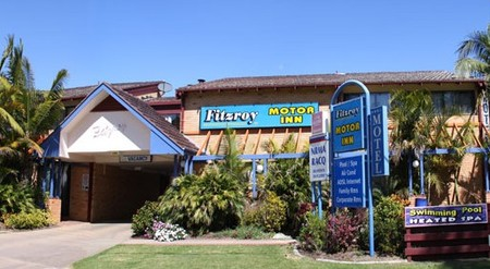 Fitzroy Motor Inn - Accommodation Main Beach