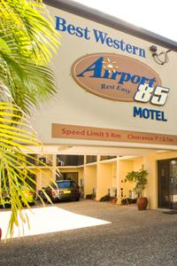 Best Western Airport 85 Motel - Accommodation Main Beach