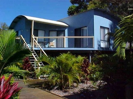 Soldiers Point Holiday Park - Accommodation Main Beach