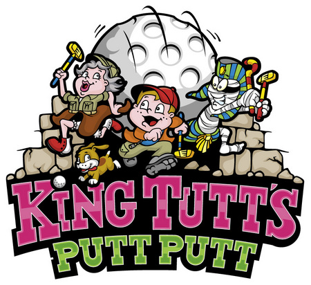 King Tutts Putt Putt - Accommodation Main Beach