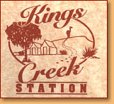Kings Creek Station - Accommodation Main Beach