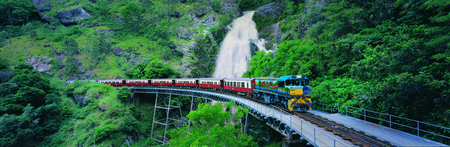 Kuranda Scenic Railway - Accommodation Main Beach