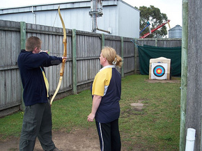 Bairnsdale Archery Mini Golf  Games Park - Accommodation Main Beach
