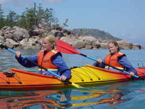 Magnetic Island Sea Kayaks - Accommodation Main Beach