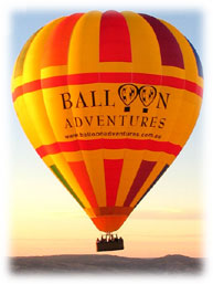 Balloon Adventures Barossa Valley - Accommodation Main Beach