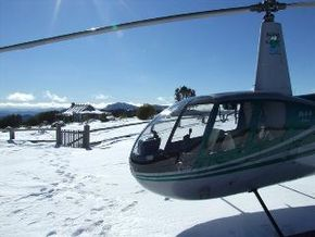 Alpine Helicopter Charter Scenic Tours - Accommodation Main Beach