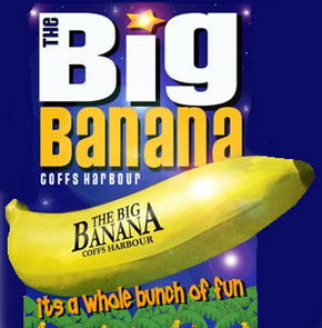 Big Banana - Accommodation Main Beach