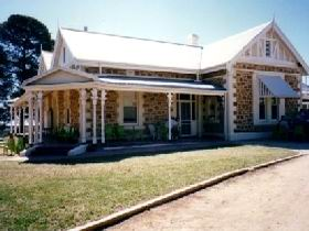 The Pines Loxton Historic House and Garden - Accommodation Main Beach