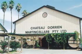 Chateau Dorrien Winery - Accommodation Main Beach