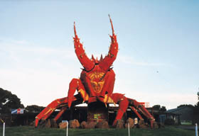 The Big Lobster - Accommodation Main Beach
