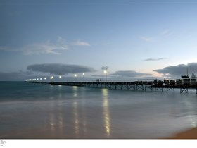 Beachport Jetty - Accommodation Main Beach
