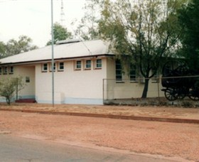 Tennant Creek Museum at Tuxworth Fullwood House - Accommodation Main Beach