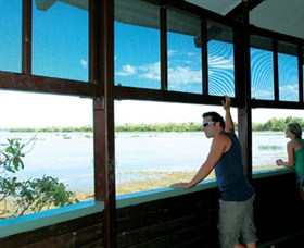 Mamukala Wetlands and Bird Hide