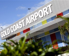Gold Coast Airport - Accommodation Main Beach