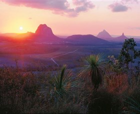 Glass House Mountains National Park - Accommodation Main Beach