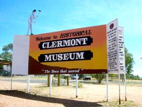 Clermont Historical Centre and Museum - Accommodation Main Beach