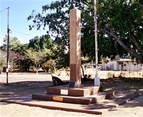 Mount Isa Memorial Cenotaph - Accommodation Main Beach