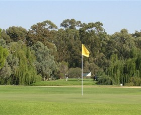 Mildura Golf Resort - Accommodation Main Beach