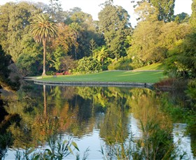 Royal Botanic Gardens Melbourne - Accommodation Main Beach