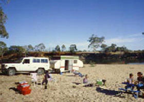 Murray-Kulkyne Regional Park - Accommodation Main Beach