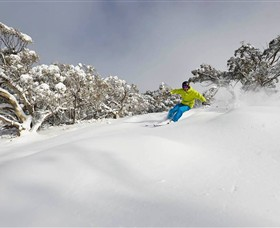 Mt Buller and Mt Stirling Alpine Resort - Accommodation Main Beach