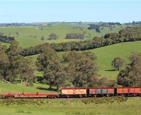 South Gippsland Tourist Railway - Accommodation Main Beach