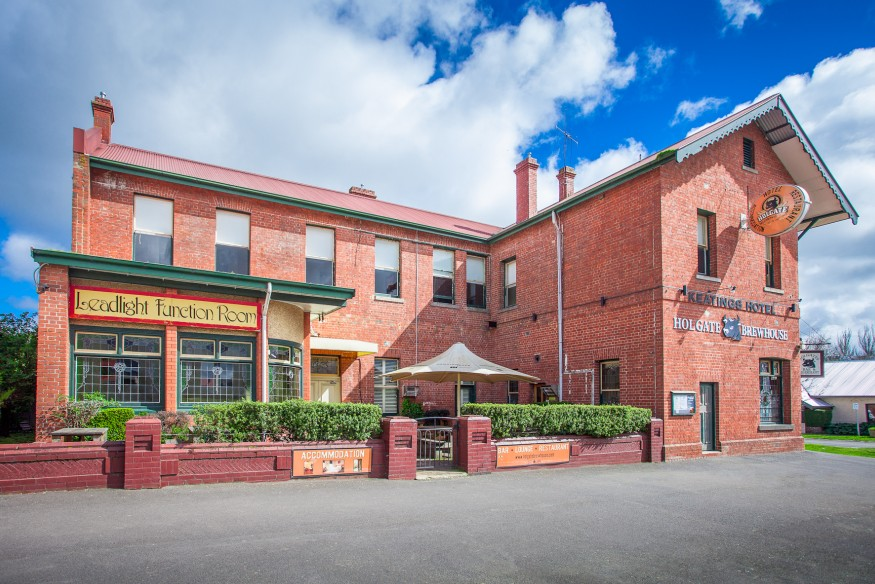 Holgate Brewhouse at Keatings Hotel - Accommodation Main Beach