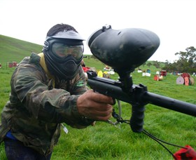 Bass Coast Paintball