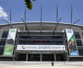 National Sports Museum at the MCG - Accommodation Main Beach
