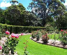 Wollongong Botanic Garden - Accommodation Main Beach