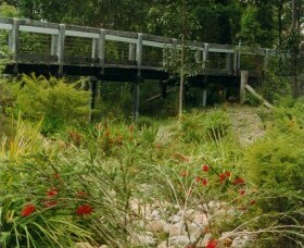 Eurobodalla Botanic Gardens - Accommodation Main Beach