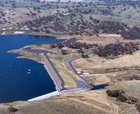 Chifley Dam - Accommodation Main Beach