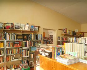 Corryong Browsers Bookshop - Accommodation Main Beach