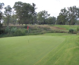 Muswellbrook Golf Club - Accommodation Main Beach
