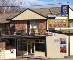 Cooma Motor Lodge Coach Tours - Accommodation Main Beach