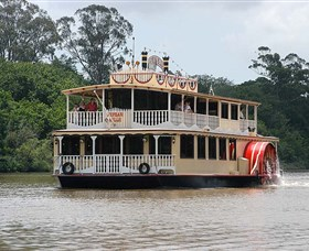Nepean Belle Paddlewheeler - Accommodation Main Beach