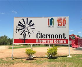 Clermont Historical Centre - Accommodation Main Beach