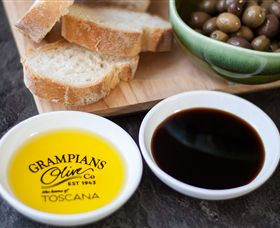 Grampians Olive Co. Toscana Olives - Accommodation Main Beach