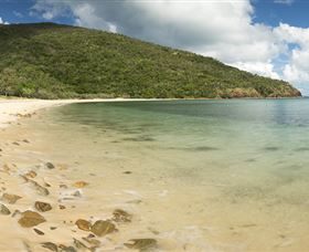 Connie Bay on Keswick Island - Accommodation Main Beach