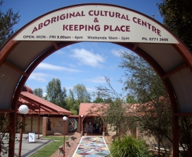 Armidale and Region Aboriginal Cultural Centre and Keeping Place - Accommodation Main Beach
