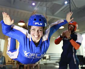iFly Indoor Skydiving - Accommodation Main Beach