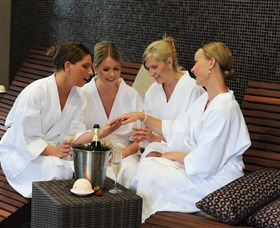 The Spa at Chateau Elan Hunter Valley