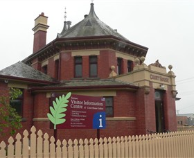 Yarram Courthouse Gallery Inc - Accommodation Main Beach