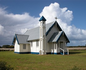 Tarraville Church - Accommodation Main Beach
