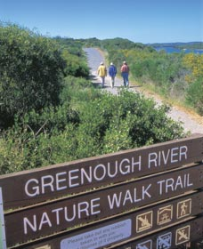 Greenough River Nature Trail - Accommodation Main Beach