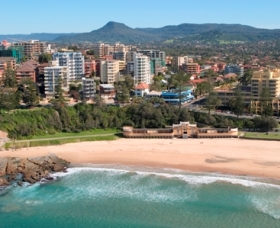 North Wollongong Beach - Accommodation Main Beach
