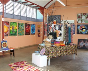 Dunghutti Ngaku Aboriginal Art Gallery - Accommodation Main Beach