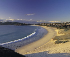 Forster Town Beach - Accommodation Main Beach
